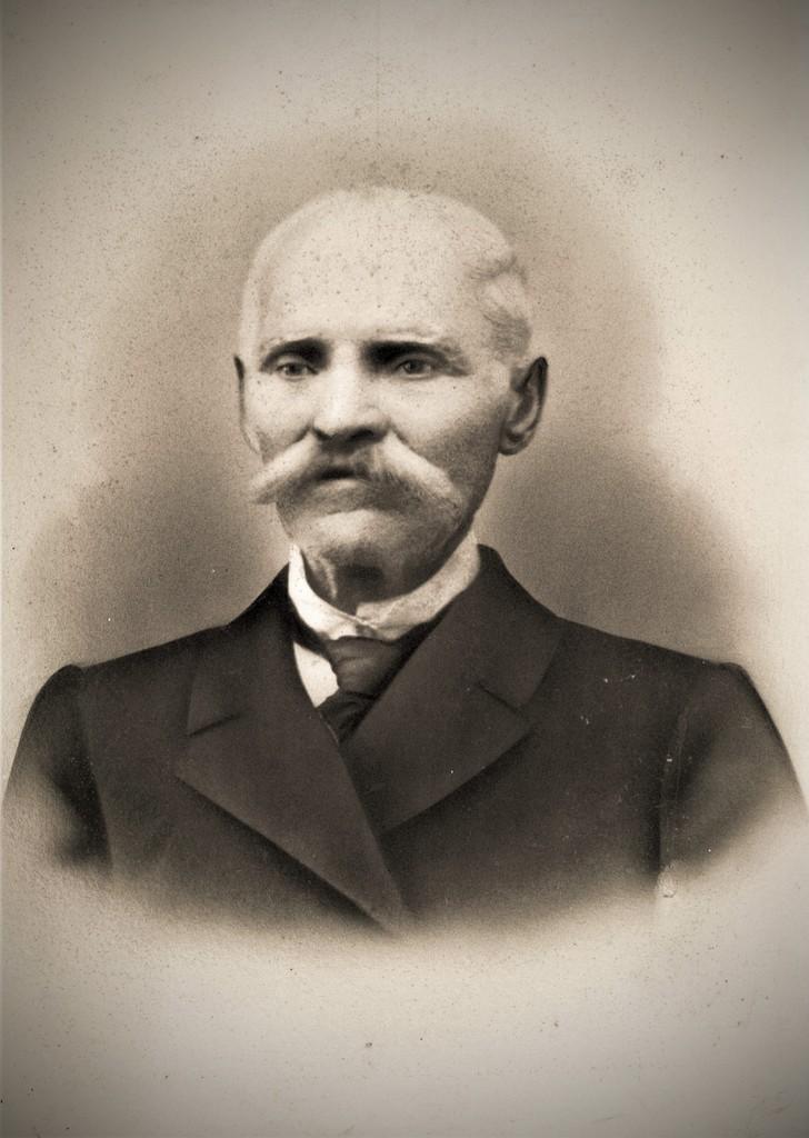 Baltriškių bažnyčios fundatorius Adomas Zavadskas (1836-1915)